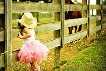 farm girl / by Kerry Johnston