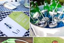 Party Ideas / by Lisa Wilkinson