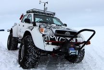 4x4, SUVs and Utes / 4WDs, SUVs, Utes, trucks and all that. / by Mark Lincoln