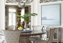 Dining Rooms / by kellydesignsofCT