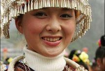 Folk Costume-China / by Susan Malafarina-Wallace