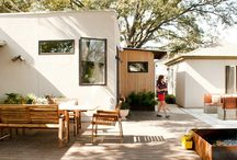 outdoor space/exteriors / by Whitney Yang