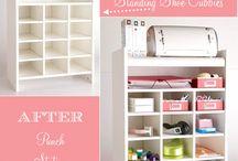 Storage Ideas / by Nancy Hunsaker