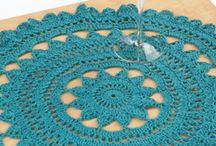 Crochet Doilies and other lace / by Denise Davis