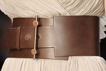 I Love belts! / by Maria Renata Leto