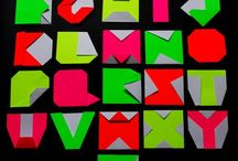 I <3 Typograpy / by Nitsan Breger (Halevi)