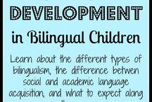 Bilingual and Sped Ideas / by Marta Aradance