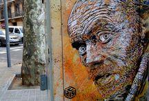 Street Art / by Edgar Zárate