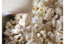 Desserts-popcorn / by Danni Miller
