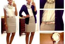 So Profesh / Work outfits.  / by Fashion HotBox