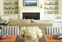 Traditional Casual Living Rooms / by Lavender Lil