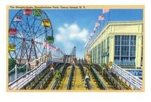 Coney Island / by Cathy Garcia