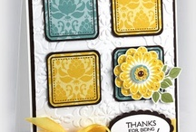 Thank you card inspirations / by Germaine Lenn