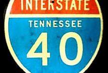 Tennessee / by Angela Heinkel-Bridges