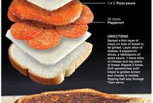 Sandwiches / by Victoria Gilbert