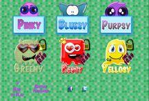 Free Kids iPad Game Apps / by Rockin' Ramzi's