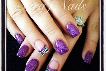 Nails / by Kathleen Curtis
