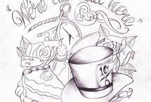 Tattoos / by Kacie LaRose