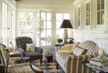 For the Home - Sun Room / by Phillis Mullin