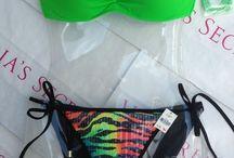 Swimsuits:) / by Meghan Trontvet