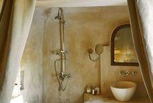 bath+bed inspiration / by Maura Braun Interior Design, Inc.
