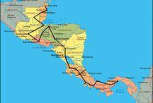 Central America / by Sierra Handyb