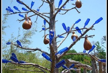 Bottle trees / by Patricia Hunter-Cahill