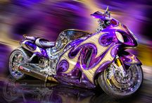 Motorcycles & cars etc... / by Melissa Murray