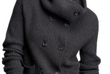Brrrr its cold! / Coats jackets and knits for keeping warm / by Wen