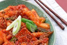 Korean food / by Nicole