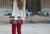 All about Fashion / by Marlène Boisvert