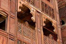 Place's I've lived / by Ann Farer Al-Hamdan