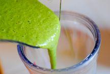 juicing & smoothies / by Sarah Alvarez