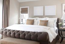 Master Bedroom ideas / by Lisa Minor