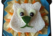 food: sandwich / by Jessica Konings