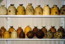 Beehives / by Jolanda van Pareren