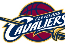 Cleveland Cavaliers Logos / A collection of the current Cleveland Cavaliers Logos / by Cleveland Cavaliers