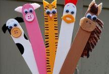 Summer crafts for kids / by gayla aitken