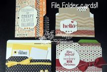 Cards - Envelope Punch Board / by Mary Roberts