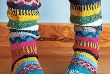 Socks / by Kimberly Parsons