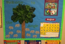 bulletin boards and decorations / by Lindsay Krieger