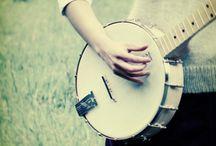 Banjos / by Debra Cicchella