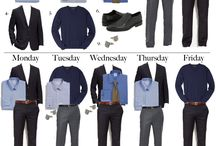 BUSINESS CASUAL - Men / What business casual really means. / by Wartburg College Career & Vocation Services