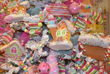 [# GINGERBREAD/€@&D¥~COATED XMAS #] / by Justyne Meza