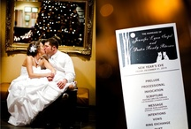 New Year's Eve Wedding / Inspiration for a New Year's Eve Wedding / by GigMasters.com