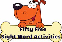 Sight words / by Kelly Vondenhuevel-Steggeman