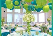 Wedding/party ideas / by Michelle Cunningham