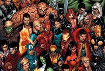 Marvel / by Alex Barroso Muñoz