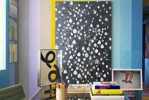 Teen Room / by Jeannette Carrington