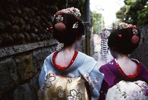 Geisha Girls / by California Closets and American Vintage